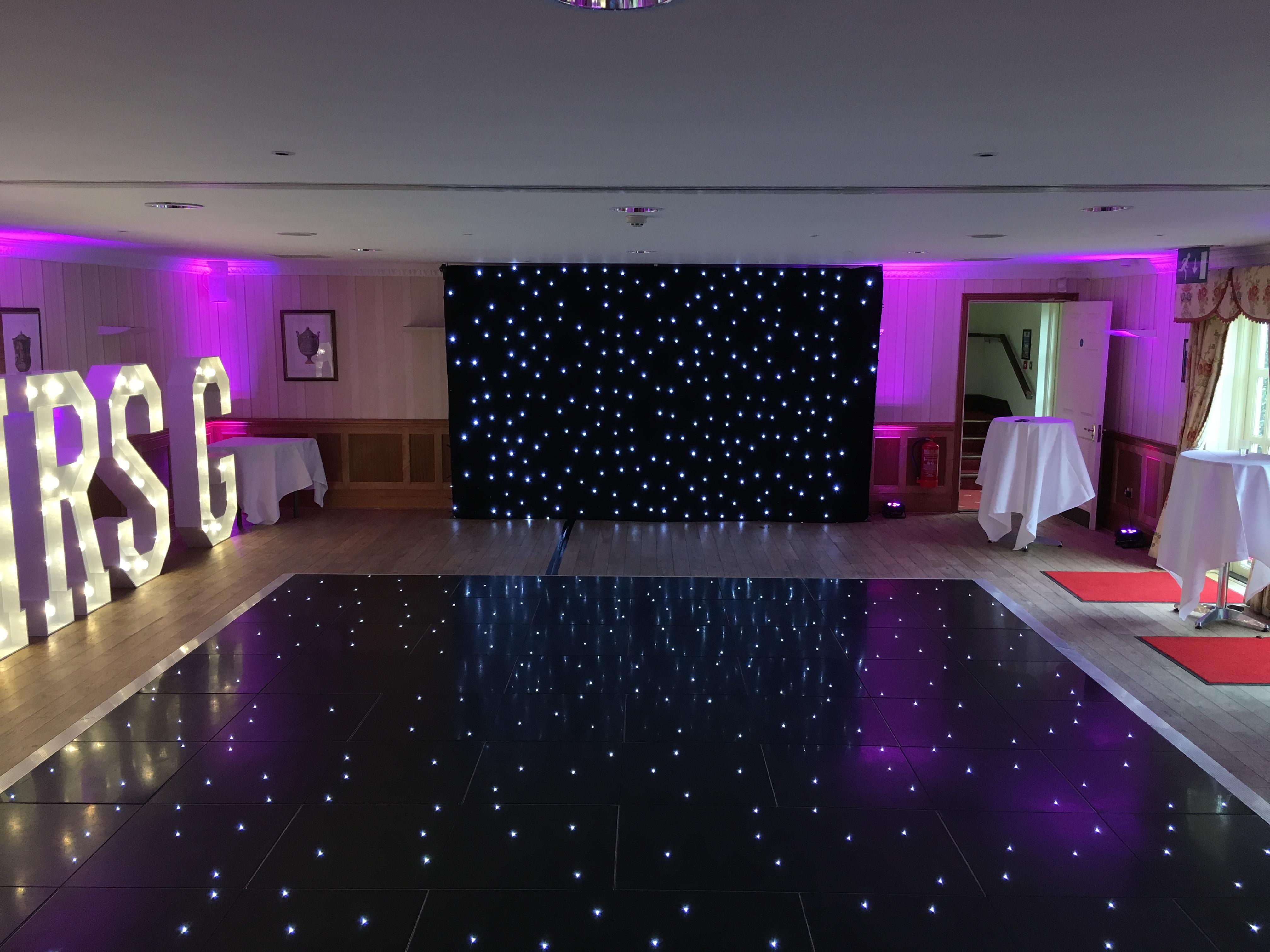 Led Backdrop Kent Dance Floors